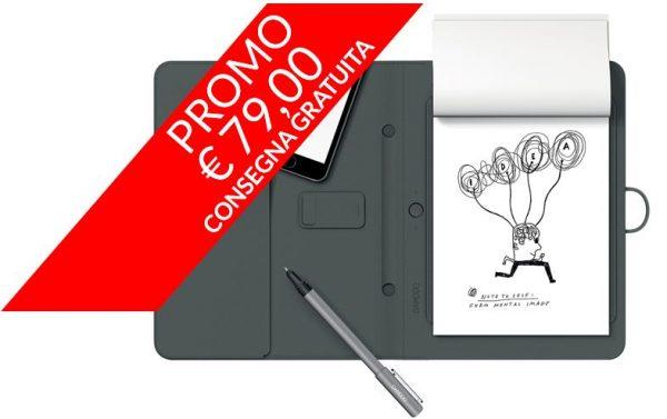 BAMBOO SPARK scrivi su carta e salva in digitale